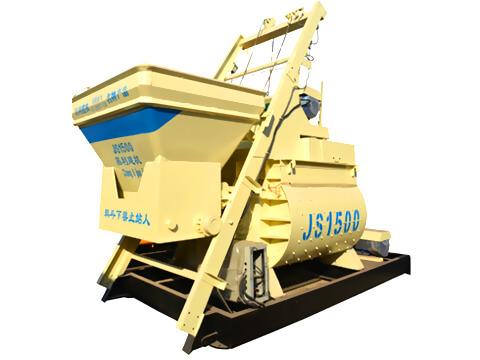 JS1500搅拌机