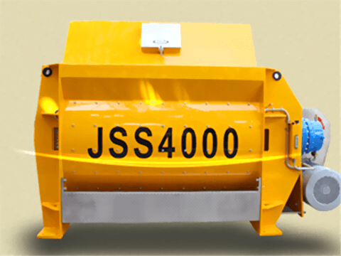 JS4000搅拌机