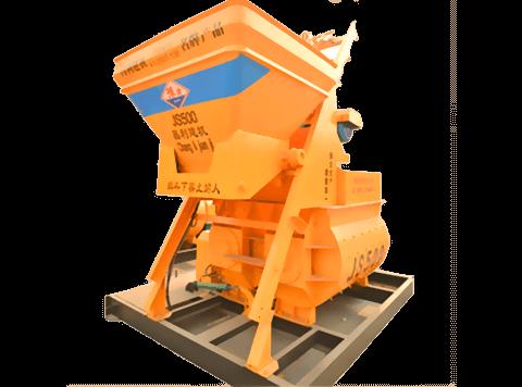 大奖娱乐888_500水泥搅拌机设计精良 性能完善