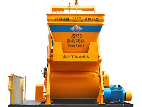 大奖娱乐888官网_强制型搅拌机为何能够替代滚筒搅拌机?